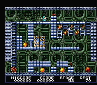 Kings Valley II (Konami, 1988) (MSX2) (5)