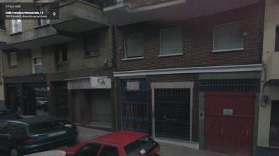 Calle Francisco Navacerrada, 19 (Madrid)