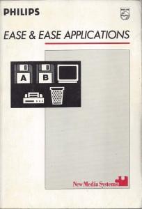 Portada del EASE & EASE Applications