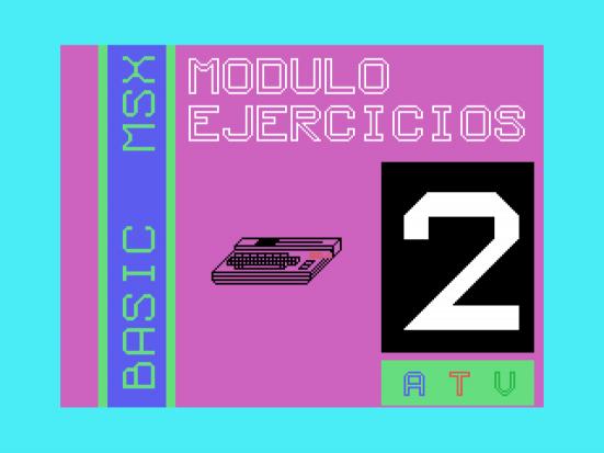 Curso autodidactico Informatica BASIC MSX (ATV-Philips) (06)