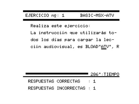 Curso autodidactico Informatica BASIC MSX (ATV-Philips) (08)