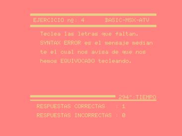 Curso autodidactico Informatica BASIC MSX (ATV-Philips) (11)