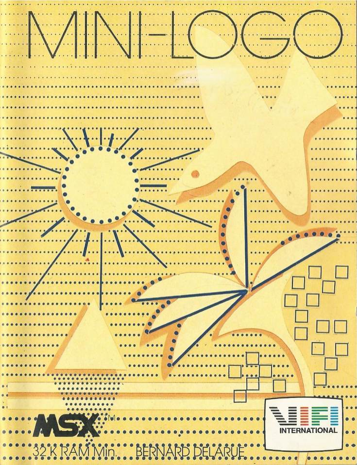 Carátula del manual y del programa