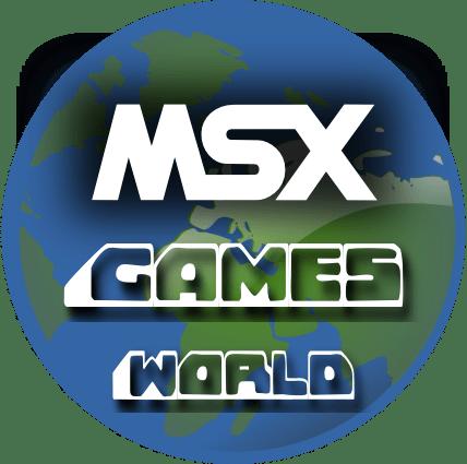 Logo de MSX Games World