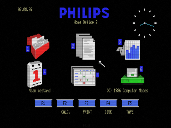 Philips Home Office 2