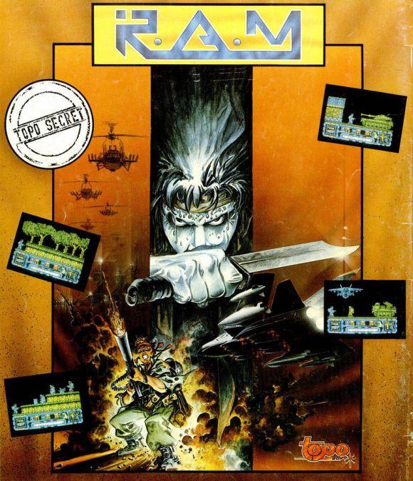 Anuncio de R.A.M. con la brutal ilustración de Alfonso Azpiri de por medio