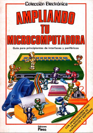 Colección Electrónica - Ampliando tu computadora