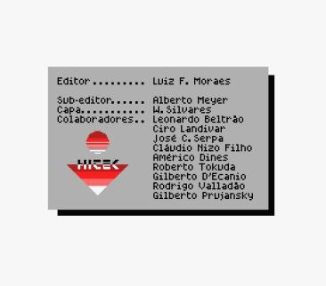 MSX Disk Press #1 (Hitek Softworks, 1991) (6)