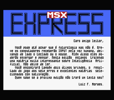 MSX Express #3 (Discovery Informatica, 1991) (3)