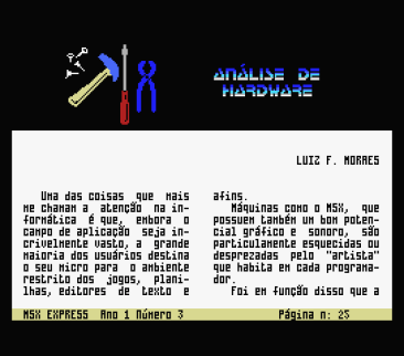 MSX Express #3 (Discovery Informatica, 1991) (9)