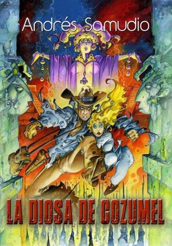 La Diosa de Cozumel (Alfonso Azpiri)