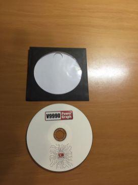 V9990 PowerGraph - CD