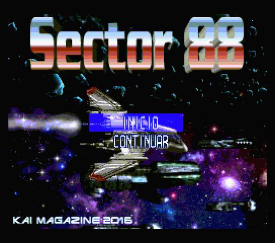 Sector 88 (Kai Magazine, 2016)