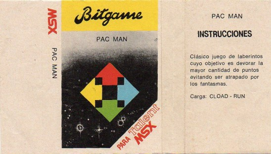 Pac-Man (Namco, 1984) 008