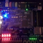 Altera DE1 Power-on Test