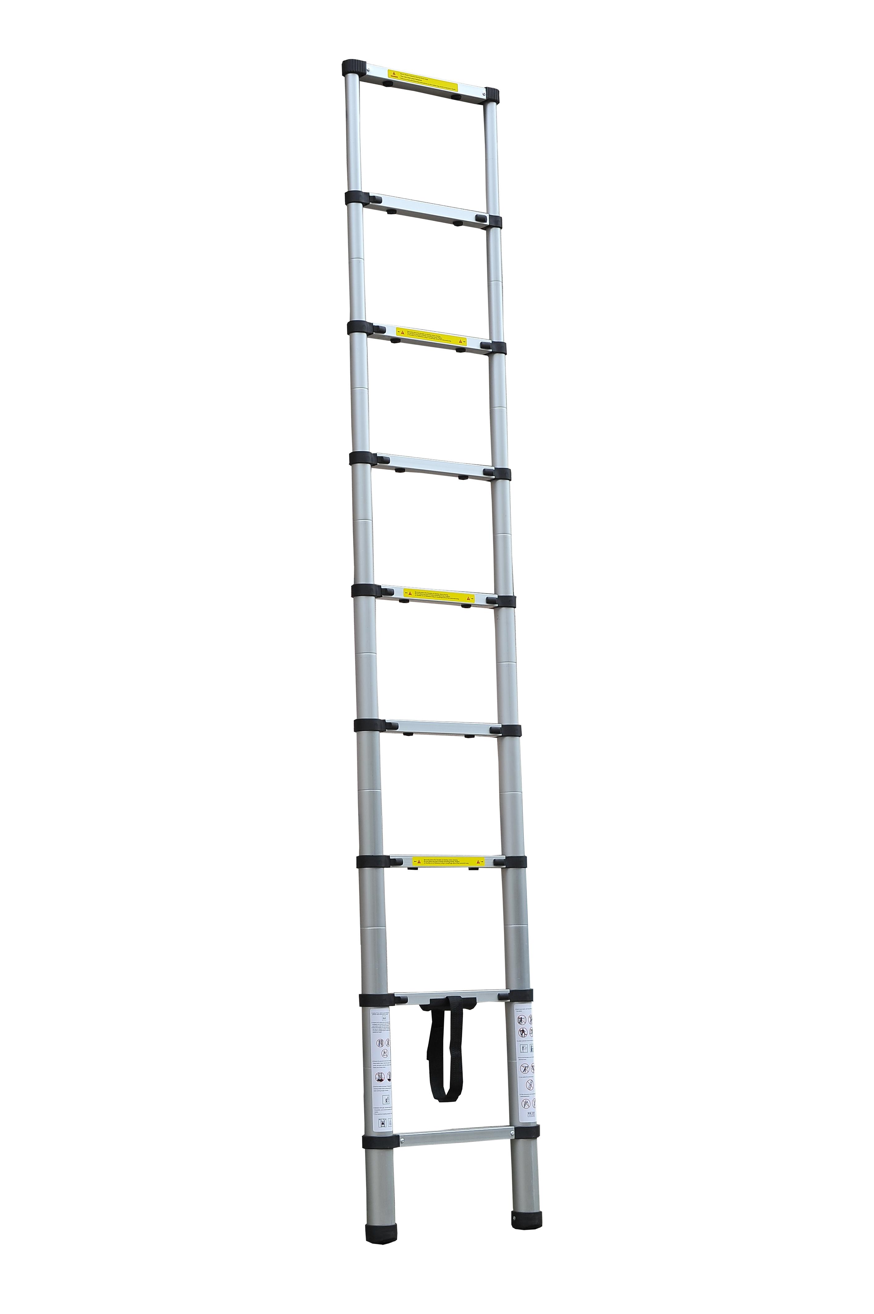 Herzberg Hg Telescopic Ladder 2 6cm Herzberg