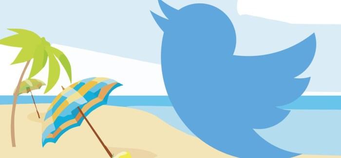 """Twitter'dan """"Siz Burada Yokken"""" Özelliği"""