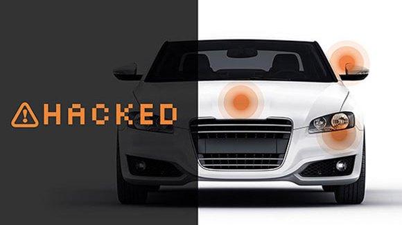 Akıllı Otomobiller'de Hacklenebiliyor