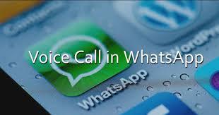 Sesli Arama Özellikli Whatsapp'ın İlk Detayları Sızdı