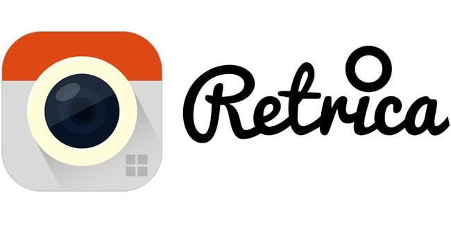 Retrica Logosu Nasıl Kaldırılır