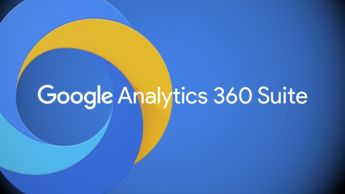Google, Analytics 360 Suite