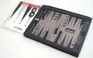 Saitek Backgammon board