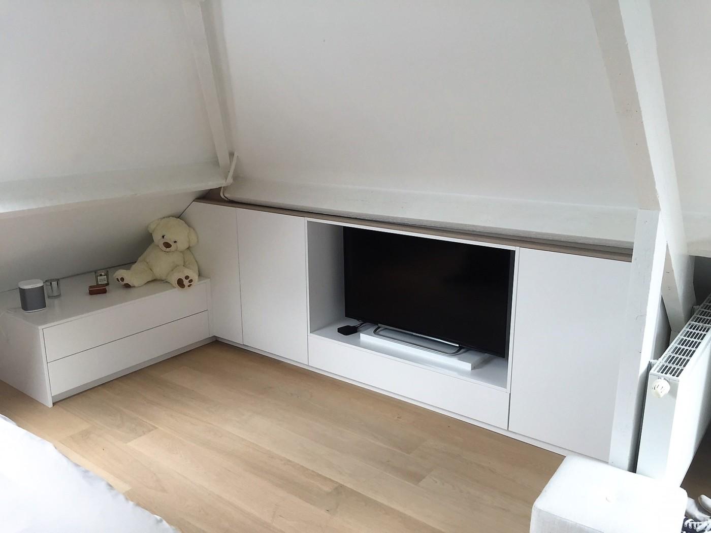 menuiserie sur mesure wavre meuble tv