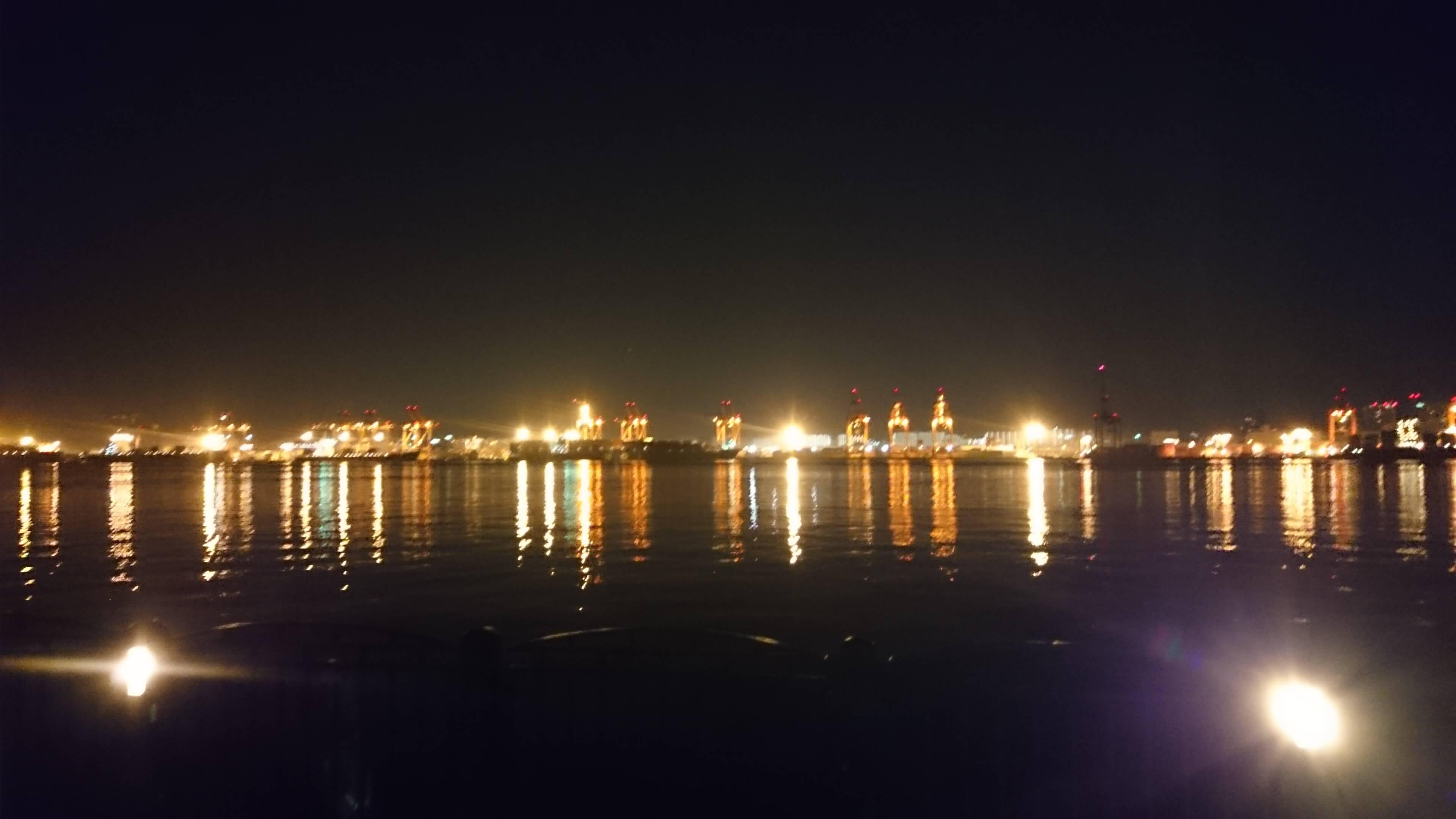 エバーグリーン夜景
