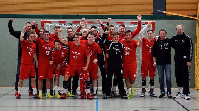 MT2 siegt beim Verfolger (Landesliga) 1