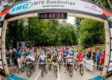 Die KMC MTB-Bundesliga macht 2016 Station bei Rad am Ring. Foto: Archiv/Armin M. Küstenbrück