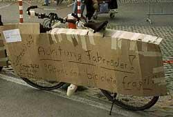 Urlaub ohne Bike? Never in the world! Fliegen mit dem Fahrrad