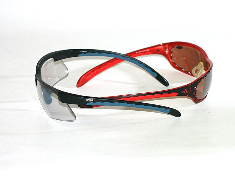 Uvex Active mit Variomatic Sportbrille