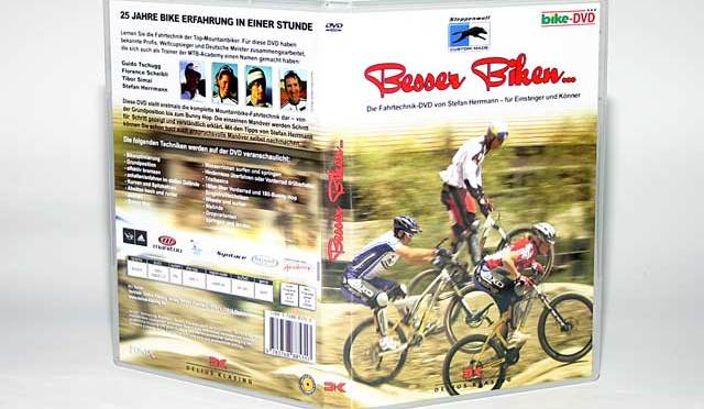 Besser biken DVD – Fernsehen bildet! – DVD-Vorstellung