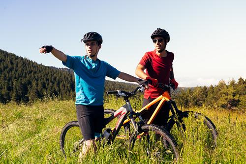 MTB-Mountainbikers MTB Gidsen