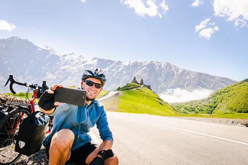 MTB-Mountainbikers MTB Reizen