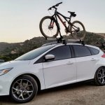 Insane To Put A Hitch Rack On A Honda Fit Mountain Bike Reviews Forum