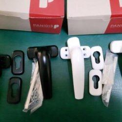 Maner usa aluminiu x502 alb sau negru accesorii termopan
