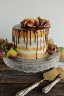 Vintage naked cake di Marianna