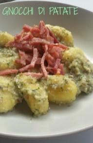 143.Gnocchi con pesto di zucchine di Laura
