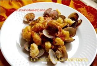 * 159.Gnocchi di patate alla Marinara di Ilaria