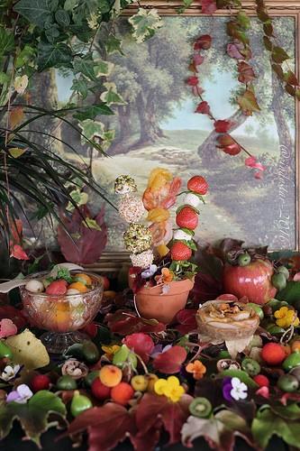 """117. TApas """"nel giardino dell'Eden """" di Cinzia"""