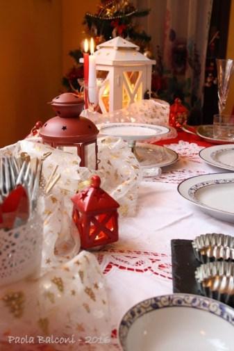"""28. La tavola dell'ultimo dell'anno di Paola: """"Accendi un desiderio"""""""