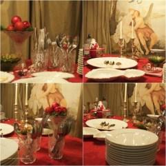 "29.La tavola dell'ultimo dell'anno di Elisa : ""Let's party"""