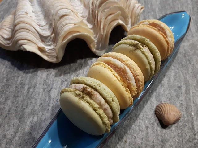 101.Macaron salati di Vittoria