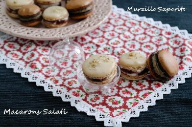 74.Macaron salati di Valeria