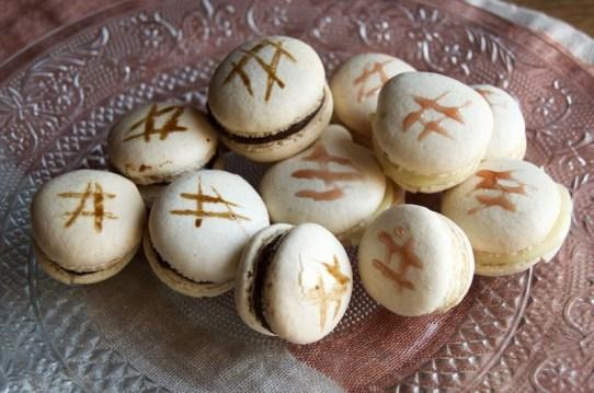 95.Macaron dolci di Chiara