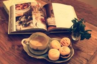 105.Macaron dolci di Sandra