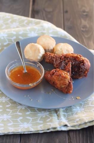 115.Pollo fritto ci. Salsa piccante al miele di Ilaria