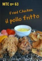 *20.Pollo fritto con maionese alle alici di Gianni