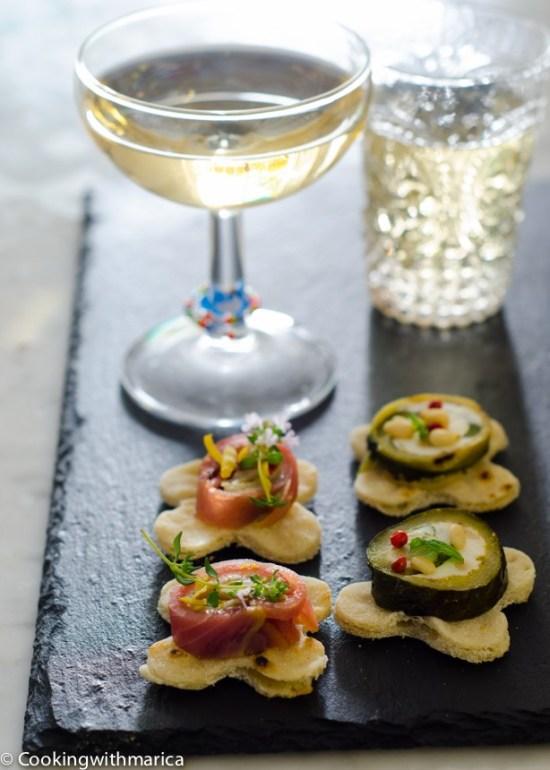 38.Roll di pesce, formaggio e verdure di Marica